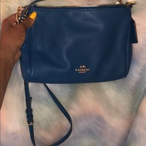 Coach leather bag New